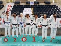 KAĞıTSPOR - Görme Engelli Judo Şampiyonası'nda Zirvenin Adı Kağıtspor