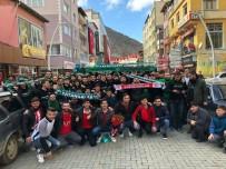 ERCAN ÇİMEN - Gümüşhane'de Dostluk Kazandı
