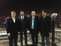 MUSTAFA ÖZDEMIR - Gürsu Belediye Başkanı Mustafa Işık Bozüyük'ü Ziyaret Etti