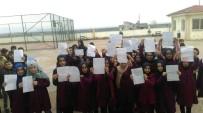TÜRK BAYRAĞI - İmam Hatip Lisesi Öğrencilerinden Mehmetçiğe Mektup