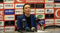 ESTONYA - Janne Schasmin Açıklaması 'Çok Genç Oyunculardan Kurulu Bir Takımız, Sonuç Normal'