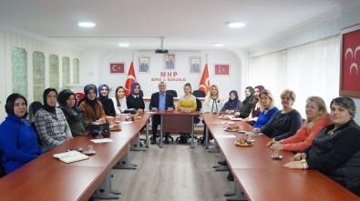 KADEM'den MHP Bursa'ya Ziyaret