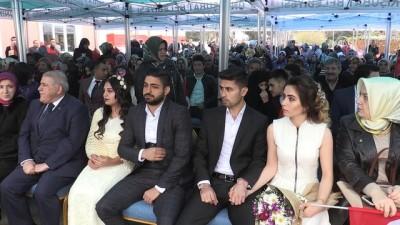 Kahramanmaraş'ta Toplu Nikah Töreni