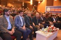 ARAŞTIRMACI - Kahta'da 'Kendini Yetiştirmek' Konulu Konferansa Yoğun İlgi