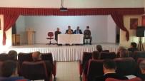 Kaman İlçesinde  'Eğitim'de Güvenlik' Toplantısı Yapıldı