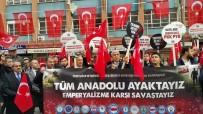 EMPERYALIZM - Karabük'te Memur-Sen'den Afrin Harekatına Tam Destek