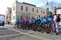 GİRESUN - Kastamonu'dan Akçaabat'a Pedal Çeviriyorlar