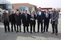 SERBEST BÖLGE - Kayserili Hayırseverlerden Suriyeli Savaş Mağdurlarına Yardım
