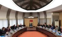 BÜLENT TEZCAN - Kılıçdaroğlu, Yeni MYK Üyeleriyle Bir Araya Geldi