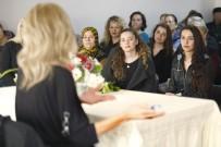 MECIDIYE - Mahalle Kadınlar Yazarlarla Buluşuyor