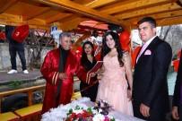 MANAVGAT IRMAĞI - Manavgat Belediyesi'nden 14 Şubat Sevgililer Günü Kutlaması
