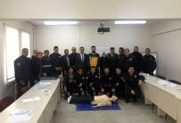 Mardin'de İtfaiye Personeline İlk Yardım Eğitimi