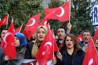 SAVAŞ KARŞITI - Memur-Sen'den Mehmetçiğe Tam Destek