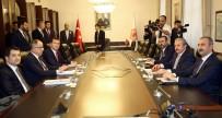 MUSTAFA ŞENTOP - Milli Mutabakat Komisyonu Üyeleri Erdoğan'ı Bilgilendirdi