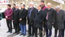 KUDÜS - Niğde'den 22 TÜGVA Üyesi Kudüs'e Uğurlandı