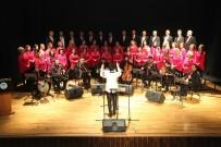 SANAT MÜZİĞİ - Odunpazarı Belediyesi Türk Sanat Müziği Korosu Konseri