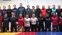 GÜREŞ TAKIMI - 'Olimpiyatta Başarı İçin Güreşte Mutlaka Başarılı Olmalıyız'