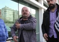 KREDI KARTı - Sahte Banka Ve Kredi Kartından Ceza Alan Şahıs Tutuklandı