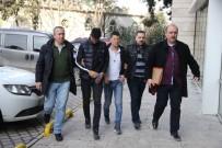 YıLDıZTEPE - Samsun'da Silahla Yaralamaya 2 Gözaltı