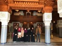 SAKARYA ÜNIVERSITESI - SAÜ İlahiyat Fakültesi Öğrencileri Fas'a Gitti
