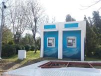 MAMAK BELEDIYESI - Şehitlik Parkı'na ATM Tepkisi
