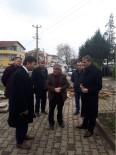YUSUF ALEMDAR - Serdivan'ın En Büyük Mahallesi İçin Yeni Kompleks