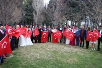 TOPLU NİKAH - Sevgililer Günü'nde 30 Çift 'Evet' Dedi