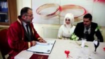 TOPLU NİKAH - Sevgililer Günü'nde 79 Çift 'Evet' Dedi