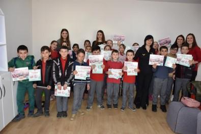 Süleymanpaşa Çocuk Kulübü Çocukların Gelişimlerine Katkı Sağlıyor