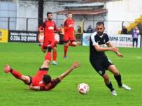 KARAOĞLAN - TFF 2. Lig Açıklaması Nazilli Belediyespor Açıklaması 2 - Ottocool Karagümrük Açıklaması 0
