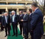 TÜRKIYE FUTBOL FEDERASYONU - TFF Yönetim Kurulu Toplantısını Bursa'da Yaptı