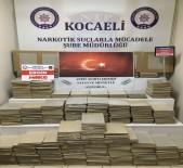 KANBER - Tırın Dorsesine Gizledikleri 310 Kilo Eroinle Yakalandılar