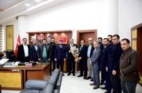 TÜMSİAD, Başkan Çakır'ı Ziyaret Etti