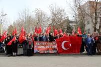 BEBEK KATİLİ - Türkiye Kamu-Sen'den 'Şehide Saygı, Afrin'e Destek' Açıklaması