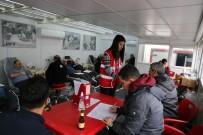 BELEDIYE İŞ - Varto'da Kan Bağışı Kampanyası