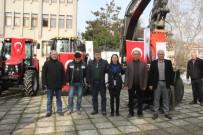 ORMAN İŞLETME MÜDÜRÜ - Vezirköprü Orman İşletme Müdürlüğüne Araç Takviyesi