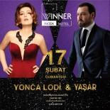 YONCA LODİ - Yaşar Ve Yonca Lodi Ankaralı Hayranlarıyla Buluşacak