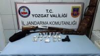 Yozgat'ta Uyuşturucu Operasyonu Açıklaması 1 Gözaltı