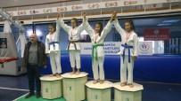 İBRAHİM ASLAN - Yunusemreli Judoculardan Büyük Başarı