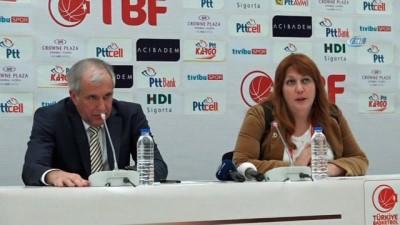 Zeljko Obradovic Açıklaması 'Anadolu Efes Kazanmayı Hak Etti'