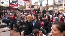 TOPLU NİKAH - Zeytin Dalı Harekatı'nda Görevli Askere İlçe Meydanında Nikah Sürprizi