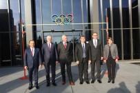 KÜRŞAT ATıLGAN - 2020 Dünya Hava Oyunları Türkiye'de Yapılacak