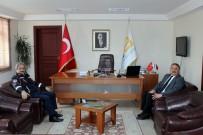 İSMAİL KARAKULLUKÇU - AFAD Müdürü Kaşkaş'tan Başkan Karakullukçu'ya Ziyaret