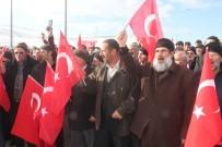 ASKERİ BİRLİK - Afrin'e Giden Askeri Birlik Bayburt'tan Dualarla Uğurlandı