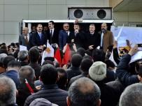 DEVİR TESLİM - AK Parti İlçe Başkanları Göreve Başladı