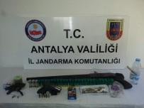 AVSALLAR - Alanya'da Uyuşturucu Operasyonu Açıklaması 4 Gözaltı