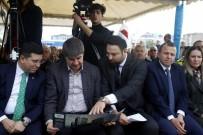 HAKAN TÜTÜNCÜ - Antalya'da 319 Daireli Kentsel Dönüşümün Temeli Atıldı