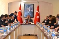 İL SAĞLıK MÜDÜRLÜĞÜ - Antalya'da Bağımlılıkla Mücadele Kurulu İlk Kez Toplandı
