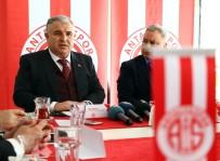 CENTİLMENLİK - Antalyaspor Başkanı Bulut, Eto'o Gerçeğini Açıkladı