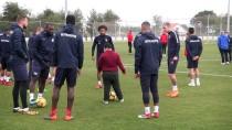 SALİH DURSUN - Antalyaspor'da Kayserispor Maçı Hazırlıkları